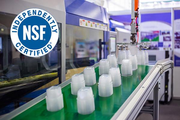 NSF Food-Grade Certification