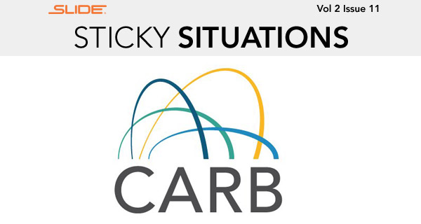 Slide Products Sticky Situations Enewsletter