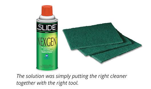 NexGen Mold Cleaner