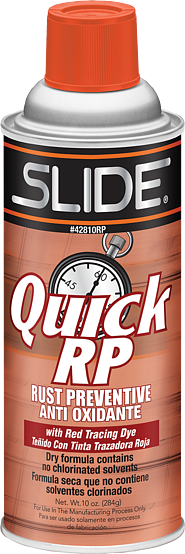 Quick RP Rust Preventive with Red Indicator Dye (No. 42810RP)
