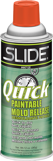 Quick Paintable Mold Release Agent No. 44712E
