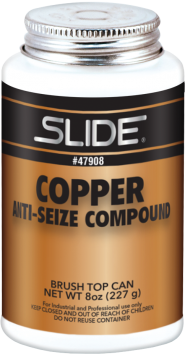 Copper Anti-Seize Compound (No. 479)