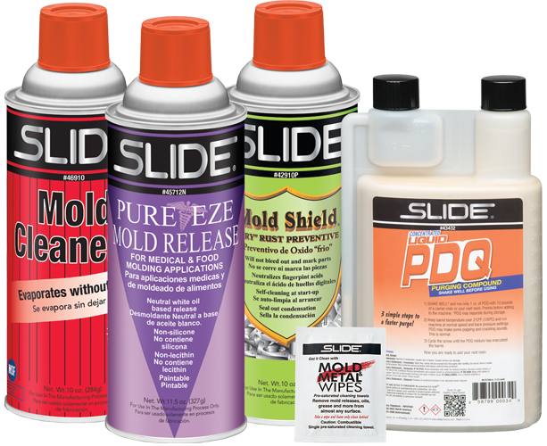 Slide Products - Free Trial Samples for Industrial Users