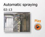 Automatic Spraying